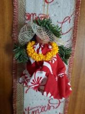 Cook Islands hanging ornament